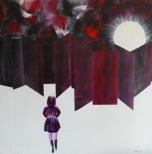 Espoir - Acrylique - 67x67