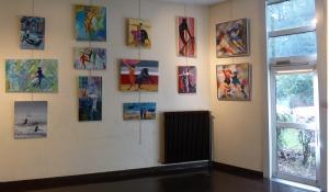 Exposition Atelier Geneviève Normand (2014)
